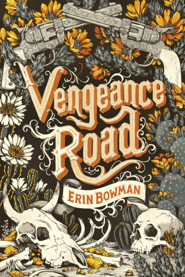 Vengeance Road illustration Teagan White