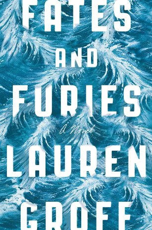 Fates and Furies by Lauren Groff; design by Rodrigo Corral and Adalis Martinez (Riverhead / September 2015 )
