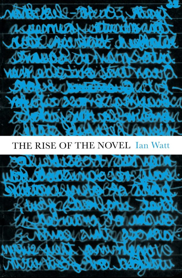 Rise of the Novel design by James Paul Jones