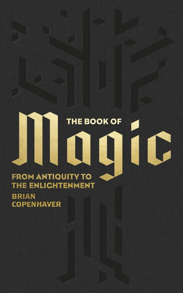 Book of Magic design Matthew Young
