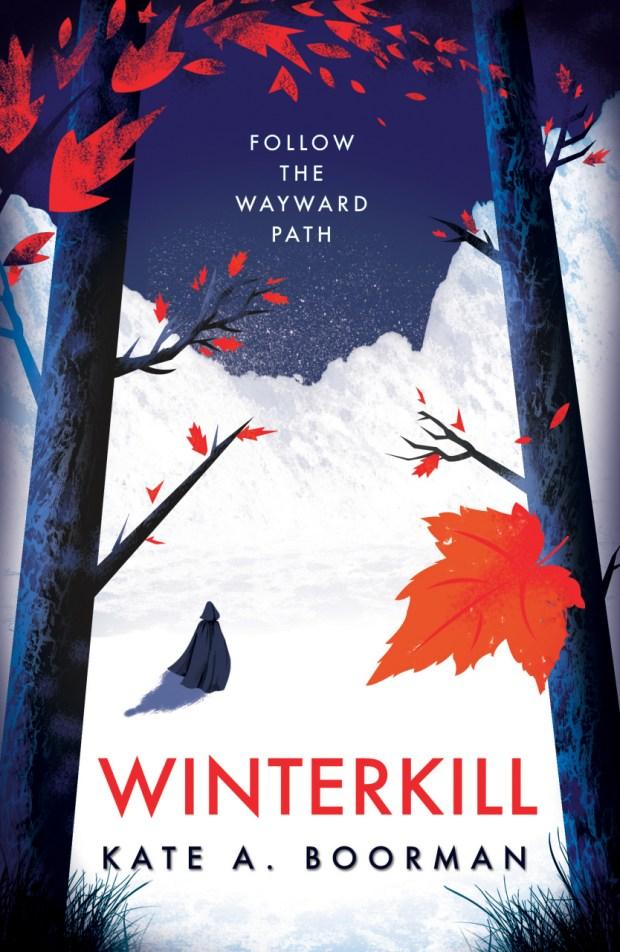 Winterkill design Will Steele illustration Studio Helen
