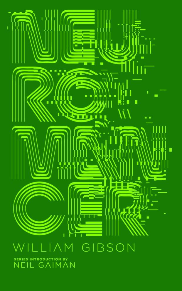 neoromancer design Alex Trochut