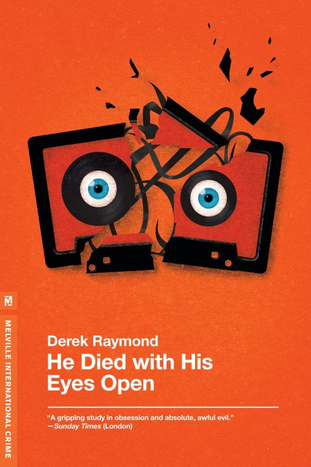 he died with his eyes open design Christopher King