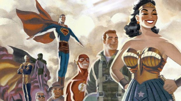 new frontier darwyn cooke