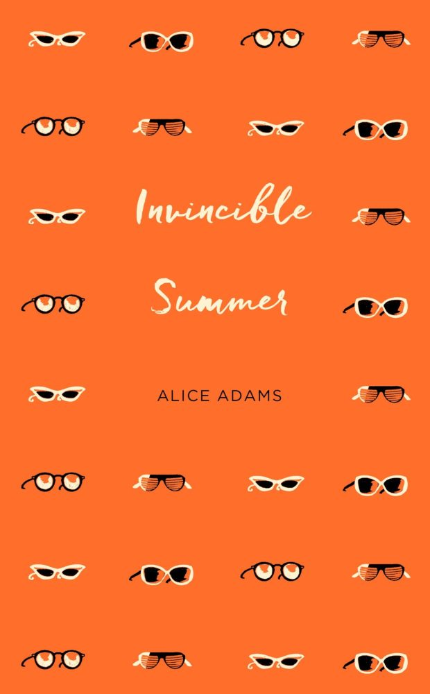 Invincible Summer design Justine Anweiler