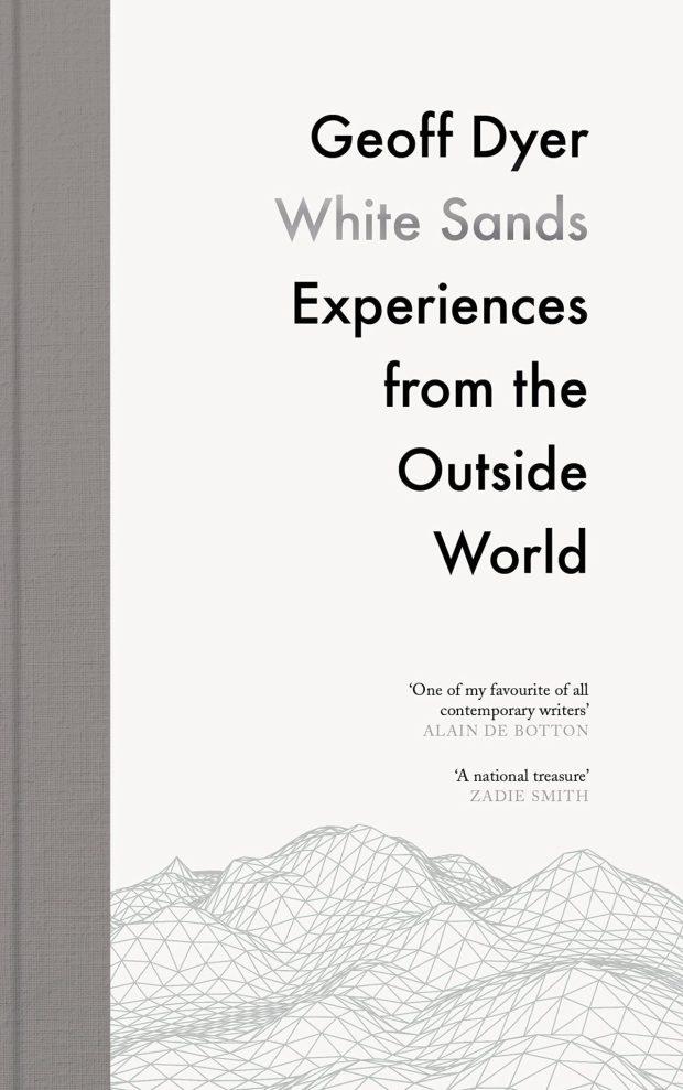 White Sands design Pete Adlington