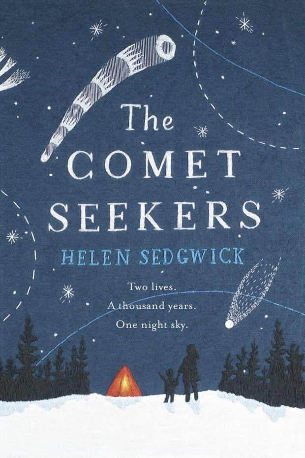 Comet Seekers design Chloe Giordano