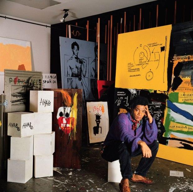 basquiat-studio