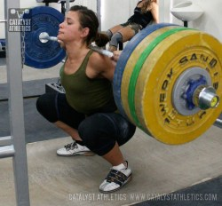 Squat Stance &amp; the Olympic Lifts, Greg Everett, 