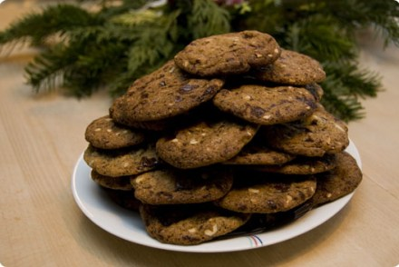 Chokolade Chop Cookies