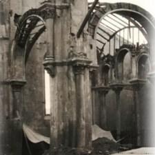 Catedral de Cartagena - arcos-columna