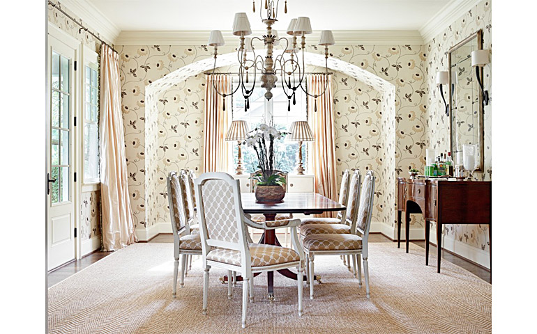 Catherine M. Austin Interior Design/ Westfield Dining Room