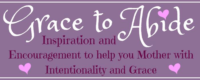Grace To Abide