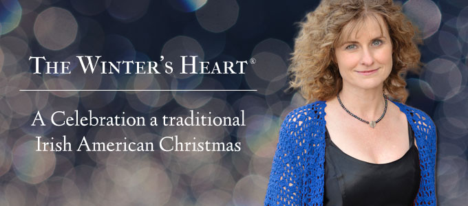 The Winters Heart - Irish American Christmas with Cathie Ryan