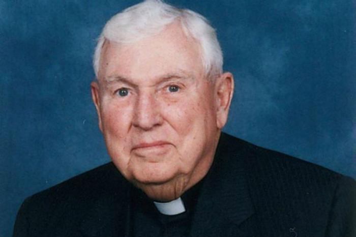 Bishop Peter Leo Garety).