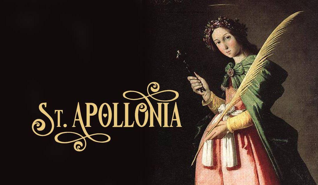 8 Things That Help Teething Babies – Plus St. Apollonia