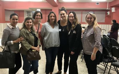 Successful Mothers Group Meeting: Creativity & Conversation