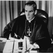 "Fulton J. Sheen, ""America is Suffering From Tolerance"""