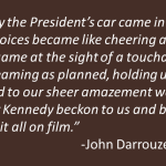 PRESIDENT JOHN F. KENNEDY AND JESUS:  Face-to-Face Encounters