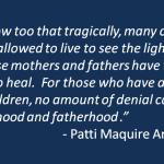 Children Make Us Better, Even After Abortion