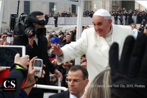 Pope Francis: 80,000 Modestly Dressed Swarm Central Park