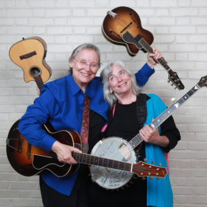 Cathy Fink & Marcy Marxer Promo Photo for Children & Family Concerts