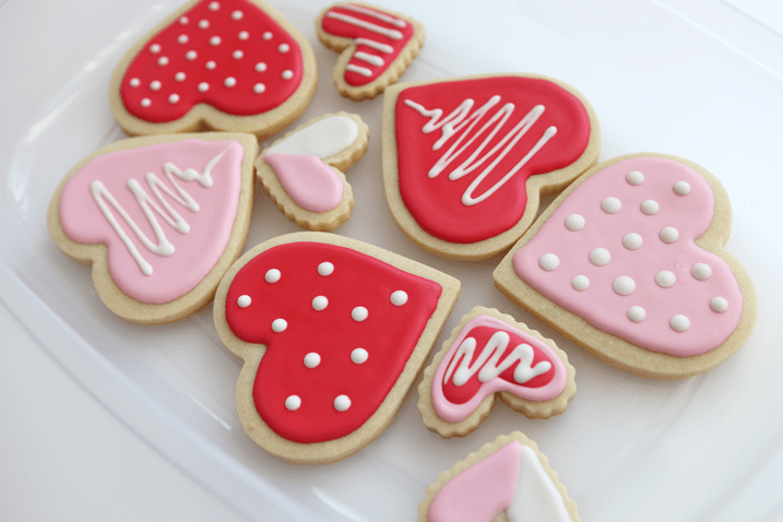 ... , but… the best sugar cookie (and royal icing) recipe ever. Period