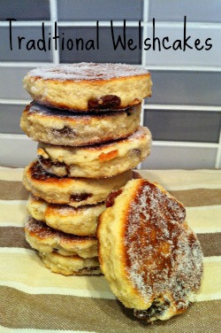 Traditional Welshcakes Recipe