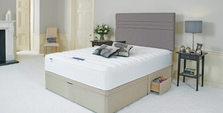 Win a cosy memory foam bed from Carpetright & Silentnight (RRP £650)