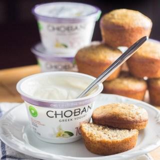 Healthy Greek Yogurt Poppyseed Muffins-4