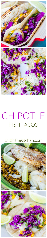 Chipotle Fish Tacos Recipe Photos