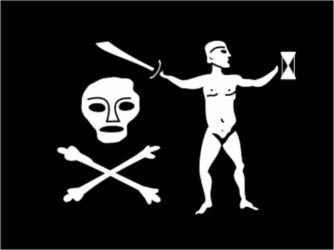 Captain Dulaien's Jolly Roger