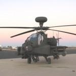 Boeing entrega o primeiro helicóptero de ataque AH-64D Apache Block III para o Exército dos EUA