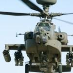 Acidente com helicóptero AH-64 Apache deixa dois mortos nos EUA