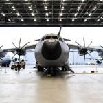 Airbus entrega o primeiro A400M da RAF