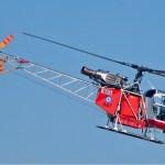 Acidente com helicóptero da Força Aérea Argentina