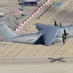 Airbus A400M Atlas parcialmente 'groundeados'