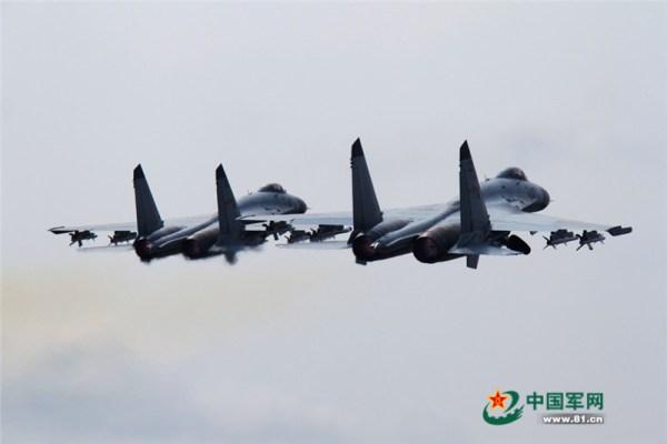 Shengyang J-11B