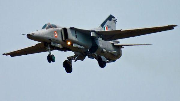 MiG-27 (Imagem: nosint.blogspot.com)