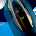 USAF: F-22 participa de todas as missões de ataque contra o EI