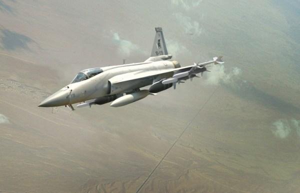 JF-17 Thunder (Imagem: PAF)