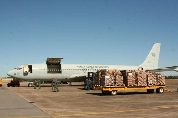 """[Brasil] Quem dá mais? """"Sucatão"""" da FAB está sendo leiloado… FAB_KC-137"""