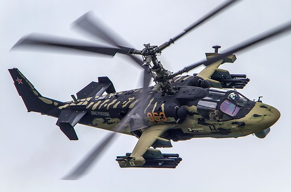 Ka-52 Alligator 'Hokum-B' (5)