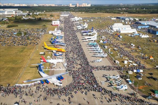 MAKS 2015, 29.08.2015, Imagens Aéreas, Foto - Marina Lystseva