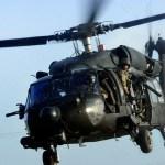 Acidente com helicópeto Black Hawk da US Army no Japão