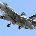 Acidente com Boeing F/A-18E Super Hornet nos EUA