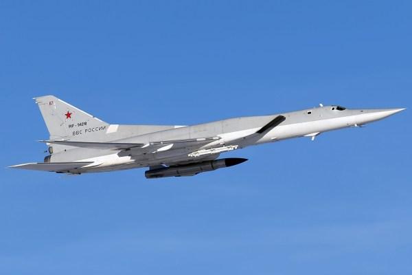 Tu-22M3 - VKS (Foto - Dmitriy Pichugin)