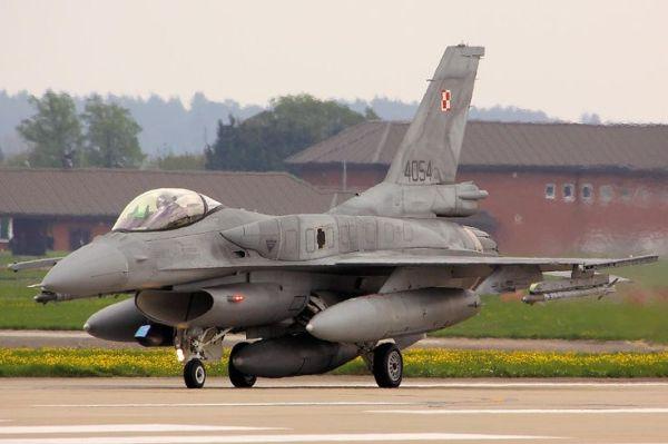 Polish F-16 2