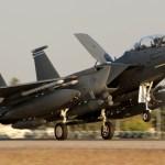 IMAGENS: Caças F-15E 'Strike Eagle' dos EUA já estão na Turquia