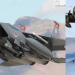Aeronaves de combate dos EUA e Turquia apoiam ataque de rebeldes contra o EI na Síria